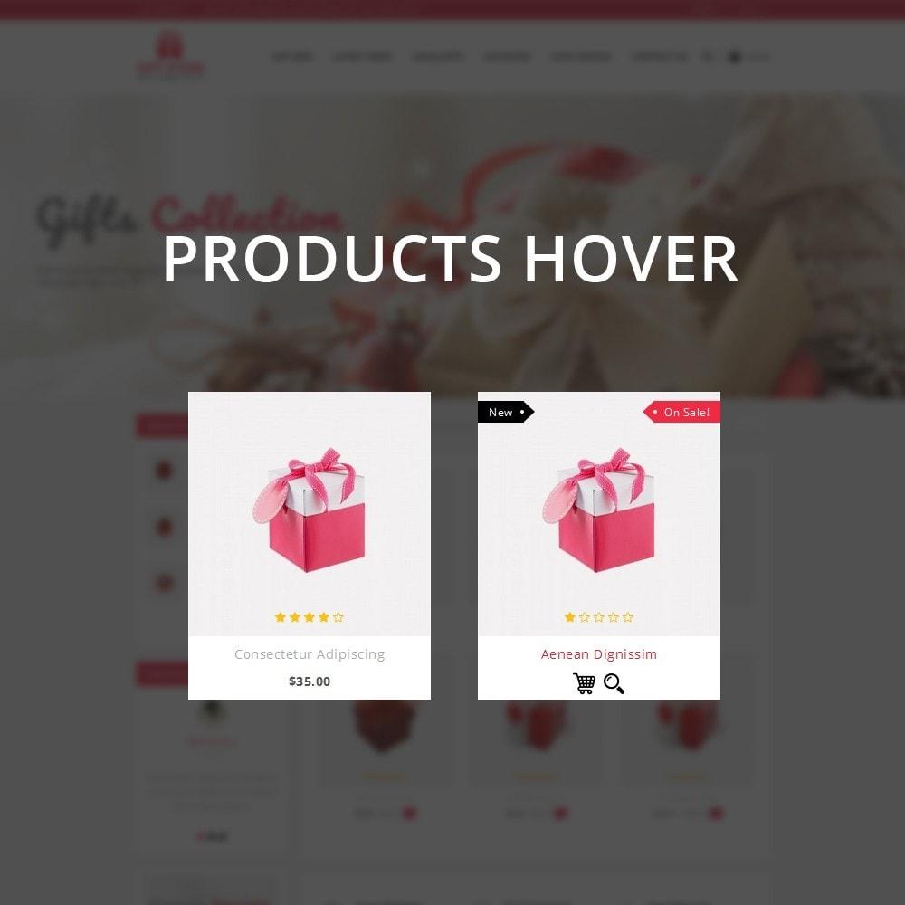 theme - Cadeaux, Fleurs et Fêtes - Giftstore - The Gift Shop - 11