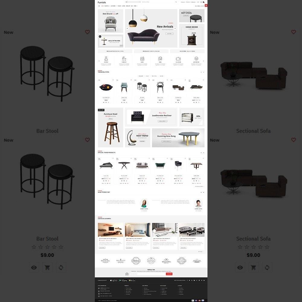 theme - Home & Garden - Furnish – Furniture Mega Store - 2