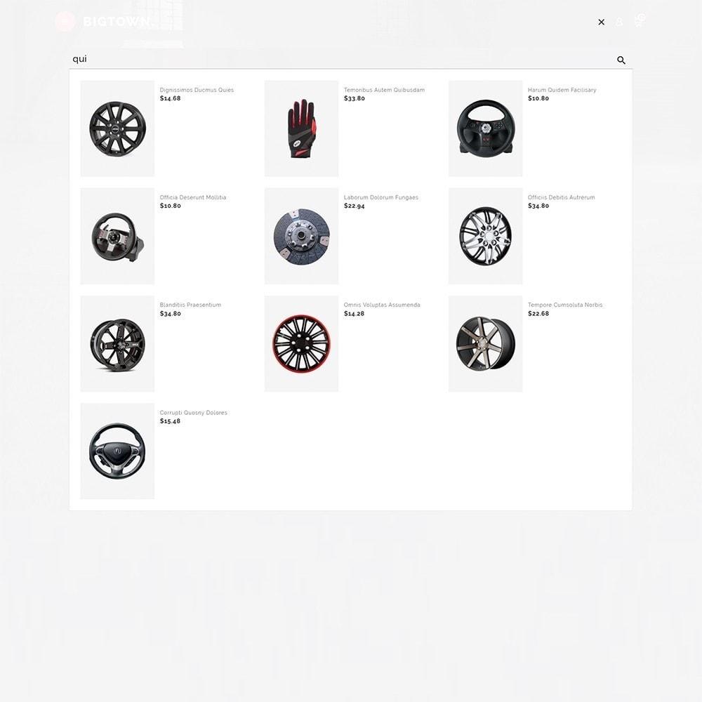 theme - Automotive & Cars - BigTown Auto Parts - 9