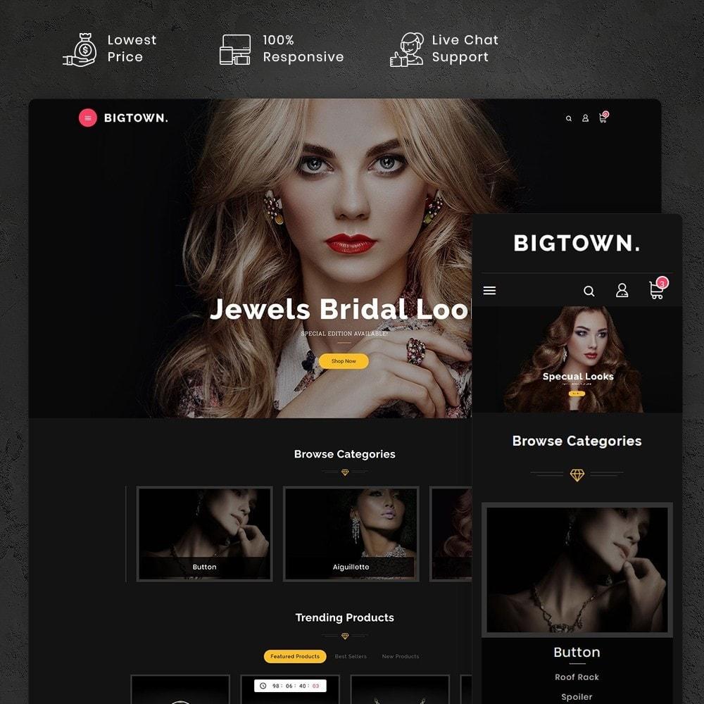 theme - Jewelry & Accessories - BigTown Jewelry Imitation - 1