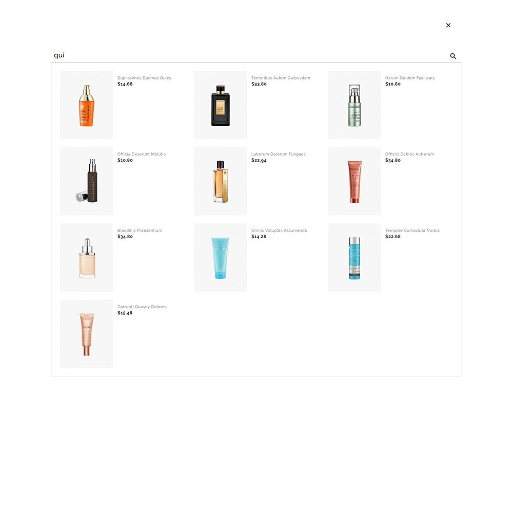 theme - Health & Beauty - BigTown Beauty Cosmetics - 9