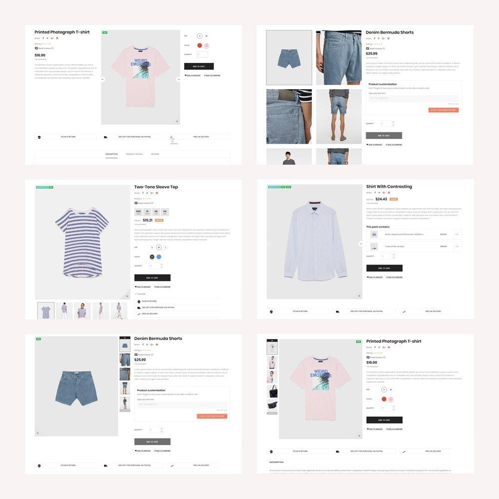 theme - Moda & Calzature - Negozio di moda unisex di Leo uni co - 8