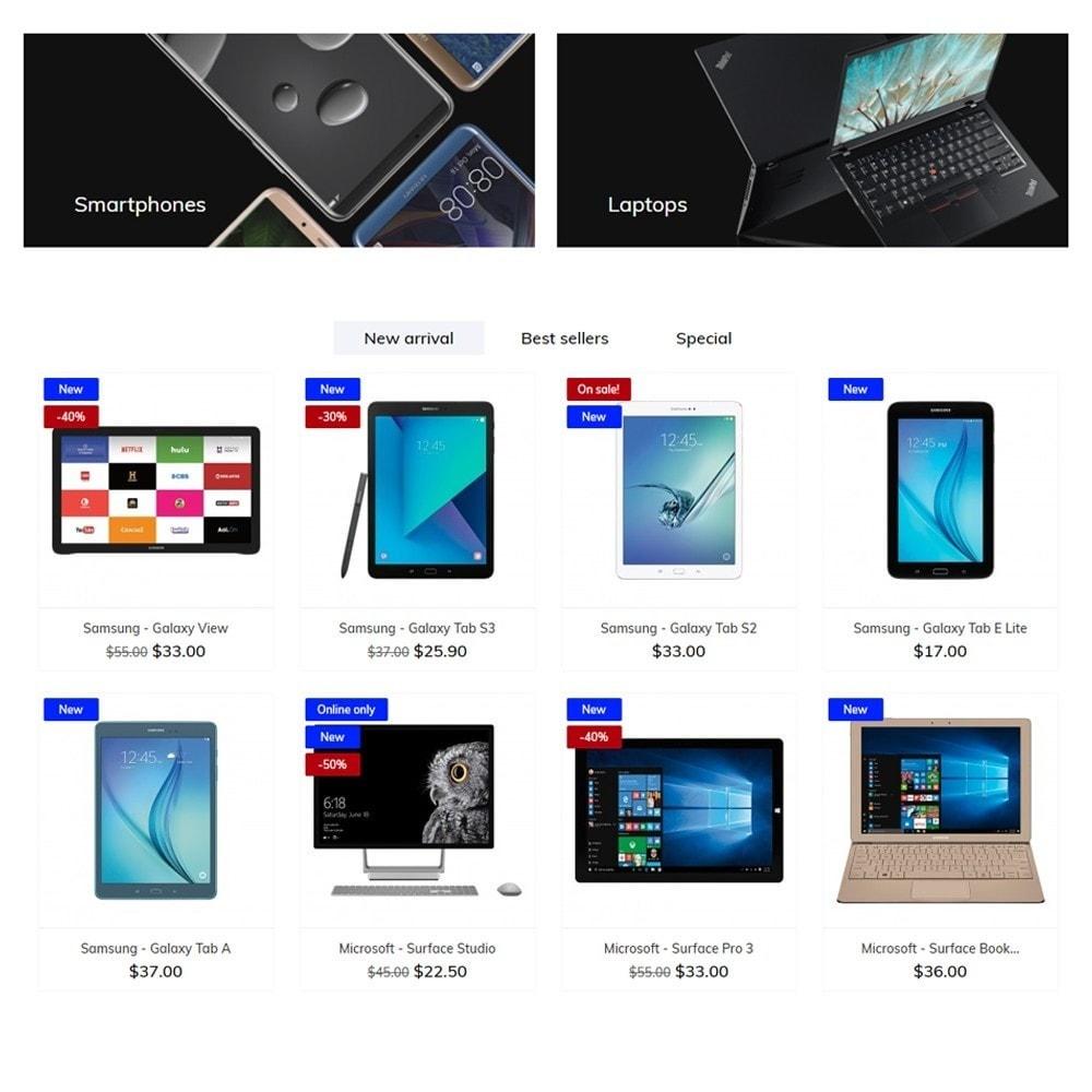 theme - Electronics & Computers - Corsair - High-tech Shop - 3