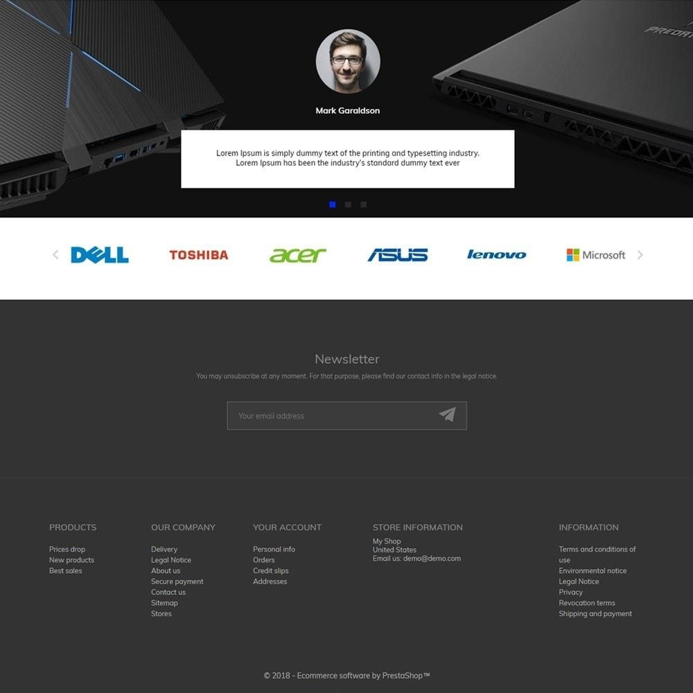 theme - Electronics & Computers - Corsair - High-tech Shop - 4