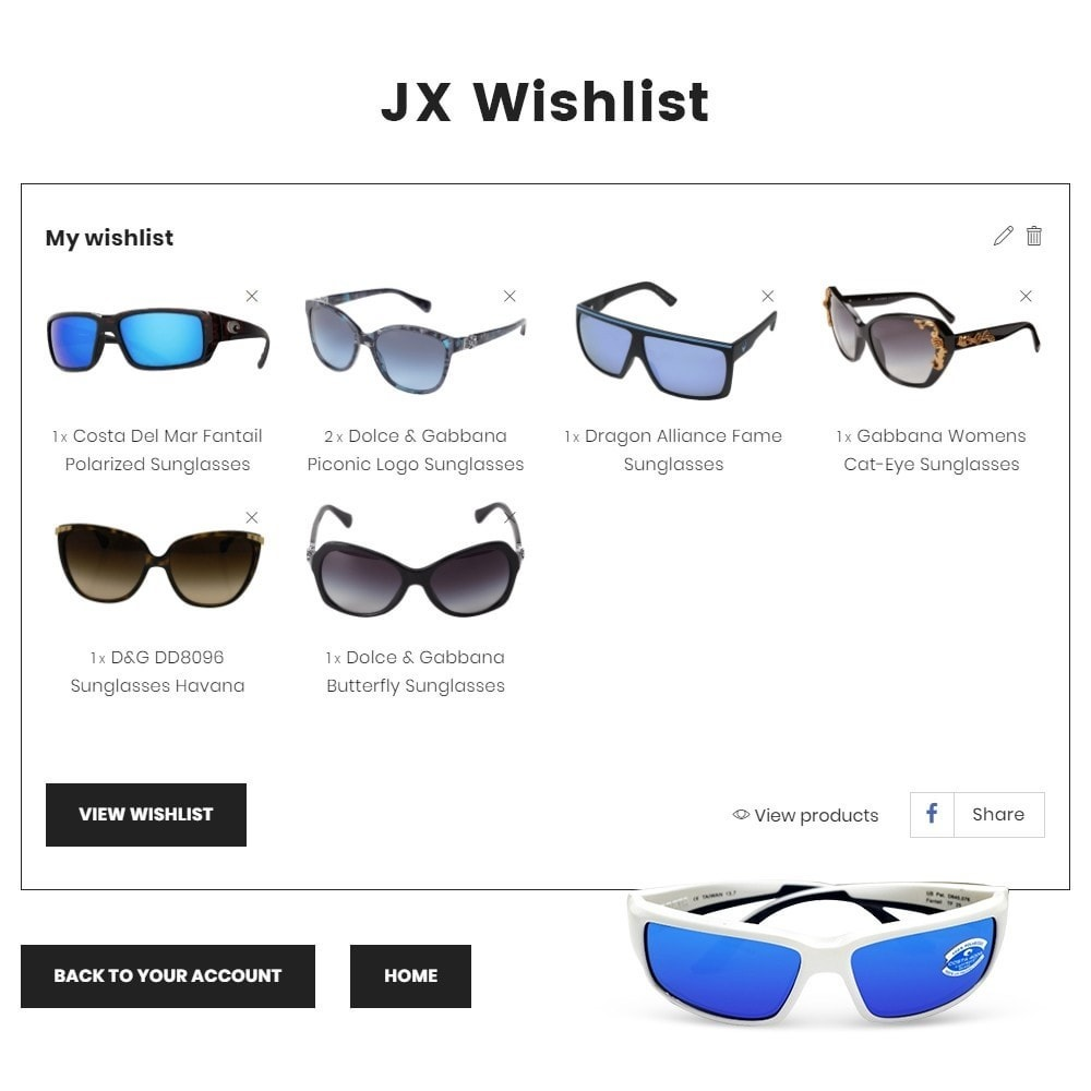 theme - Jewelry & Accessories - Kley - Sunglasses Store - 6
