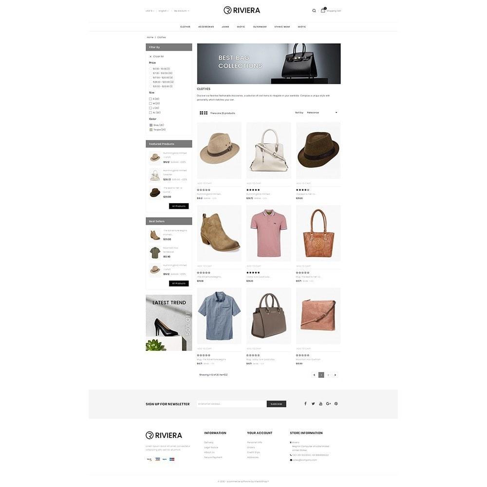 theme - Fashion & Shoes - Rivera Fashion Store - 3