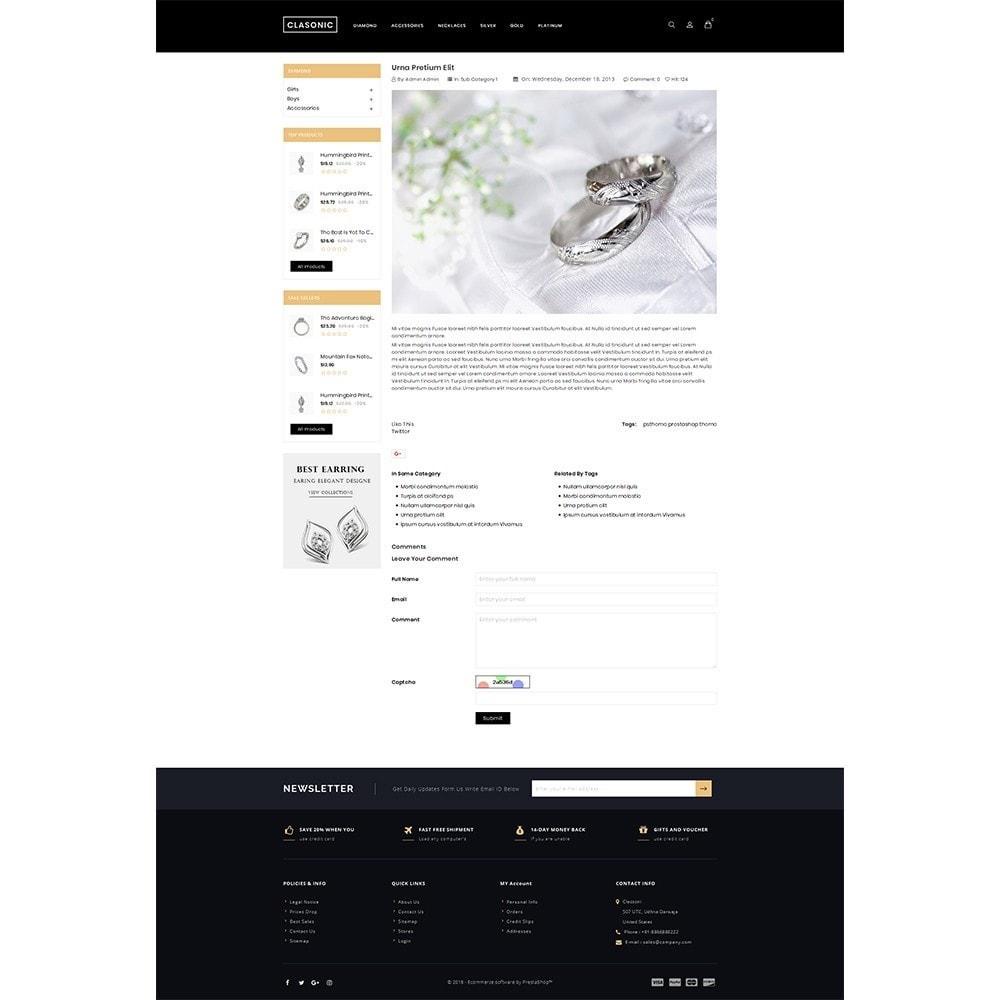 theme - Ювелирные изделия и Аксессуары - Classoni Store - 6