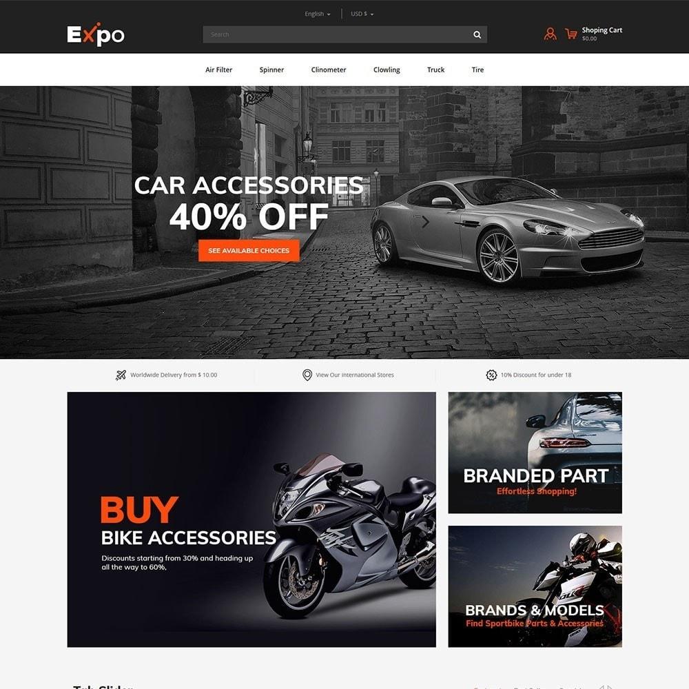 theme - Automotive & Cars - Tool - Auto Store - 2
