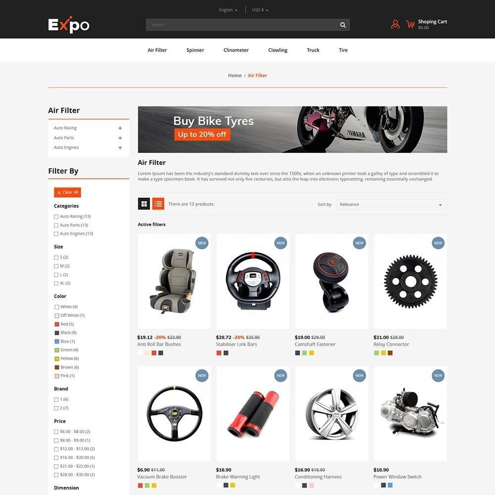 theme - Automotive & Cars - Tool - Auto Store - 3