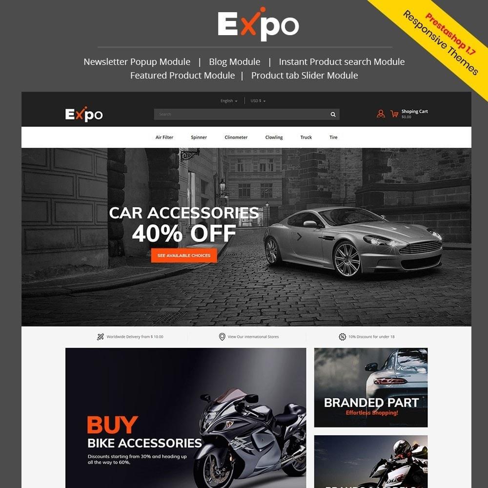 theme - Auto & Moto - Strumento - Auto Store - 2