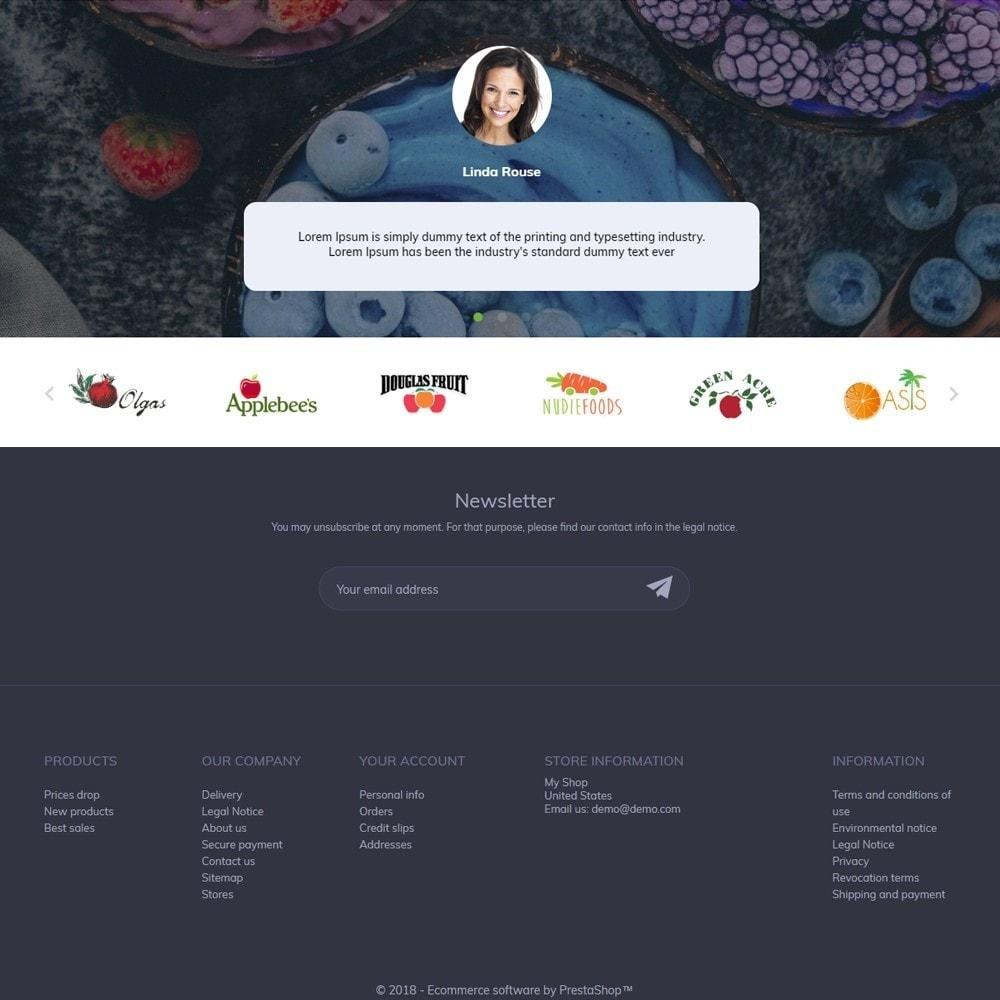 theme - Food & Restaurant - VegaFood - 4