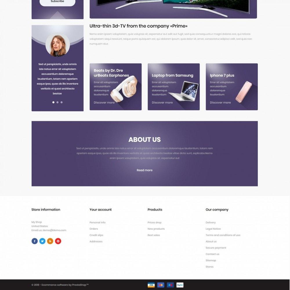 theme - Electronics & Computers - Faeton - High-tech Shop - 4