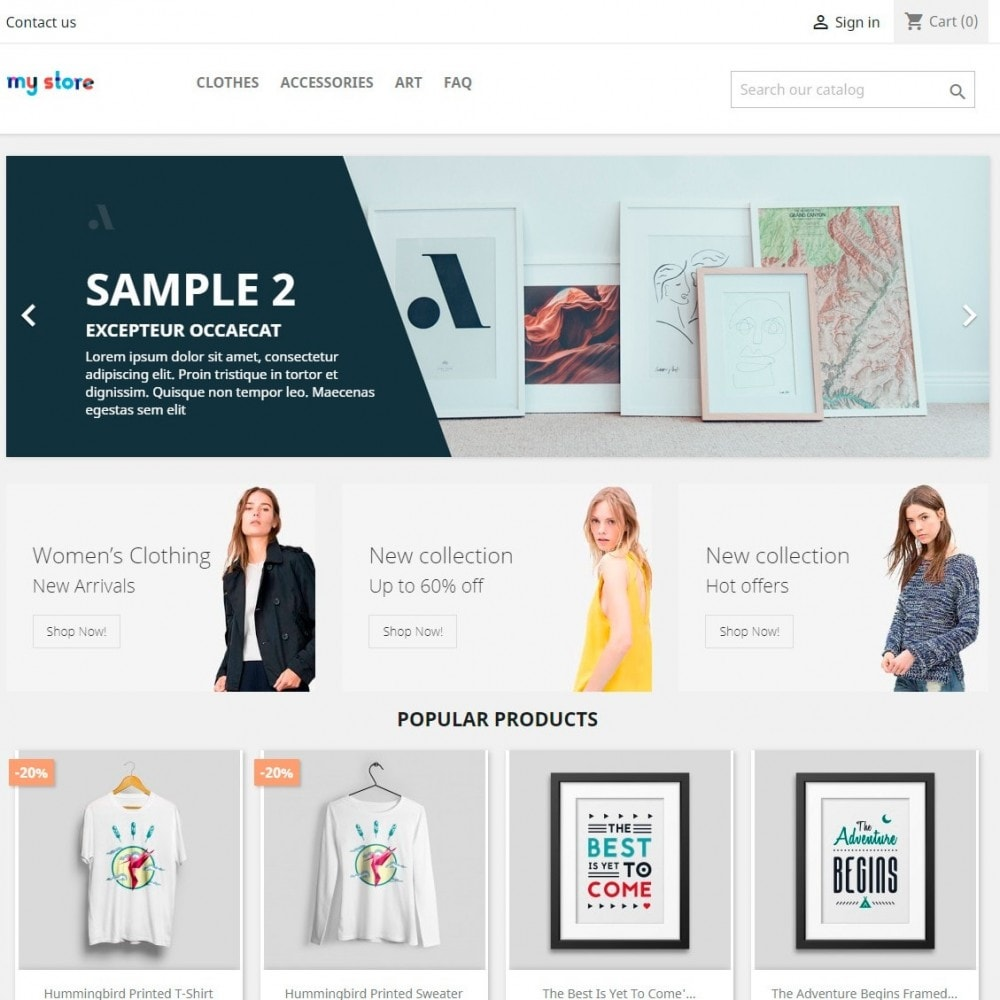 bundle - Sliders & Galeries - Marketing Pack: 3 modules to boost your sales - 2