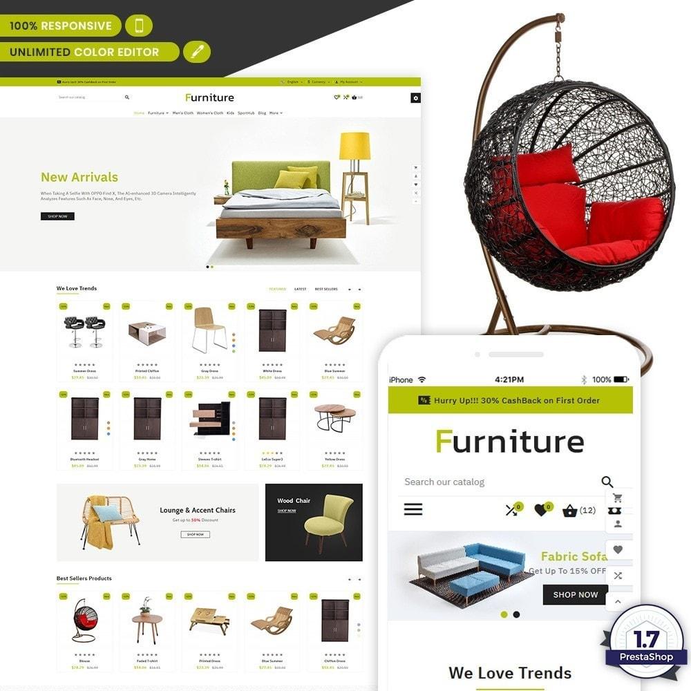 theme - Home & Garden - Furniture - Furniture Multi Store - 1
