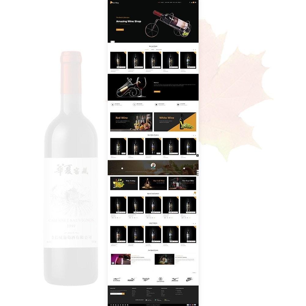 theme - Напитки и с сигареты - Wine Shop - Wine Multi Store - 2