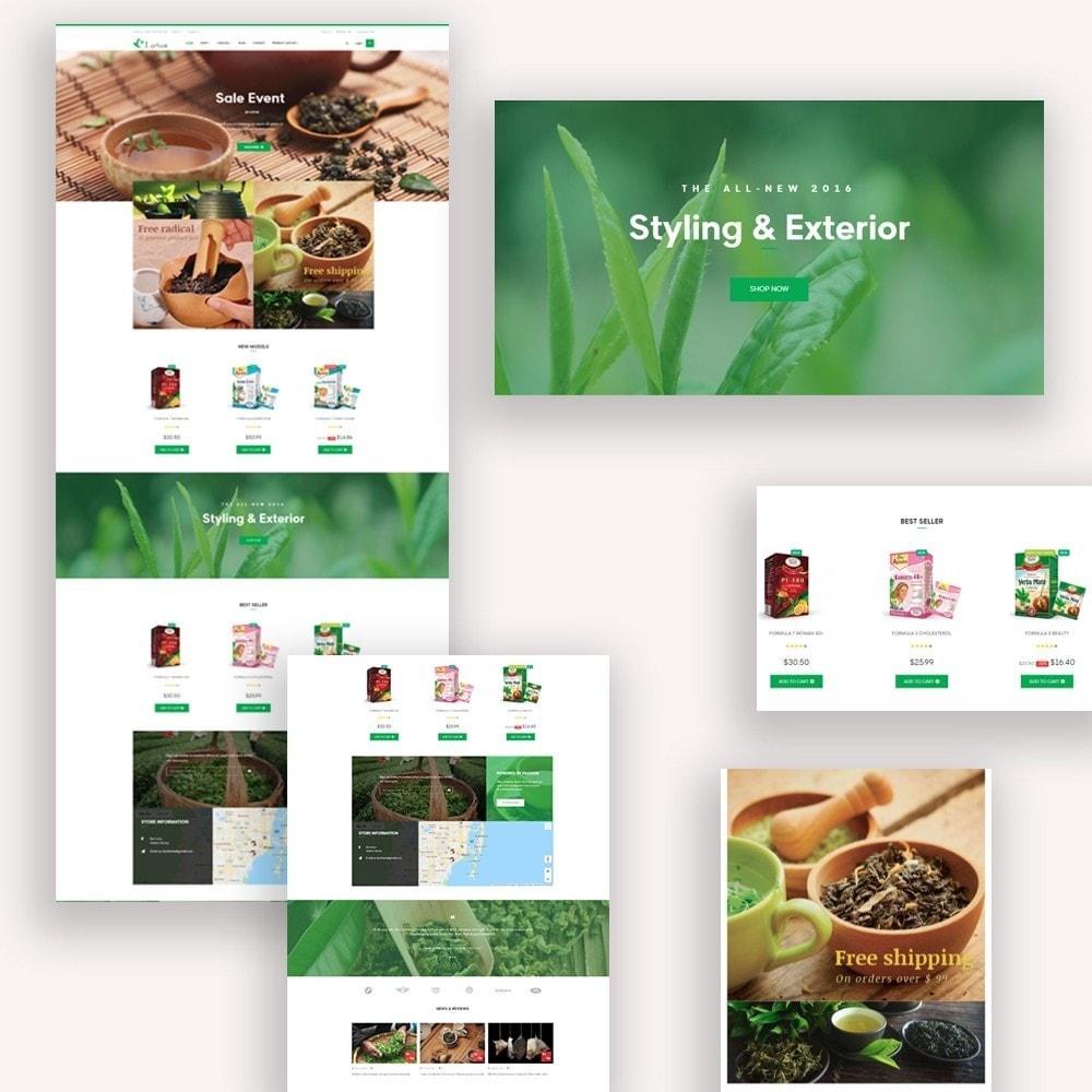 theme - Alimentos & Restaurantes - Ap Lotus - 2