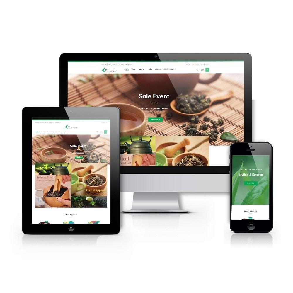 theme - Alimentos & Restaurantes - Ap Lotus - 7