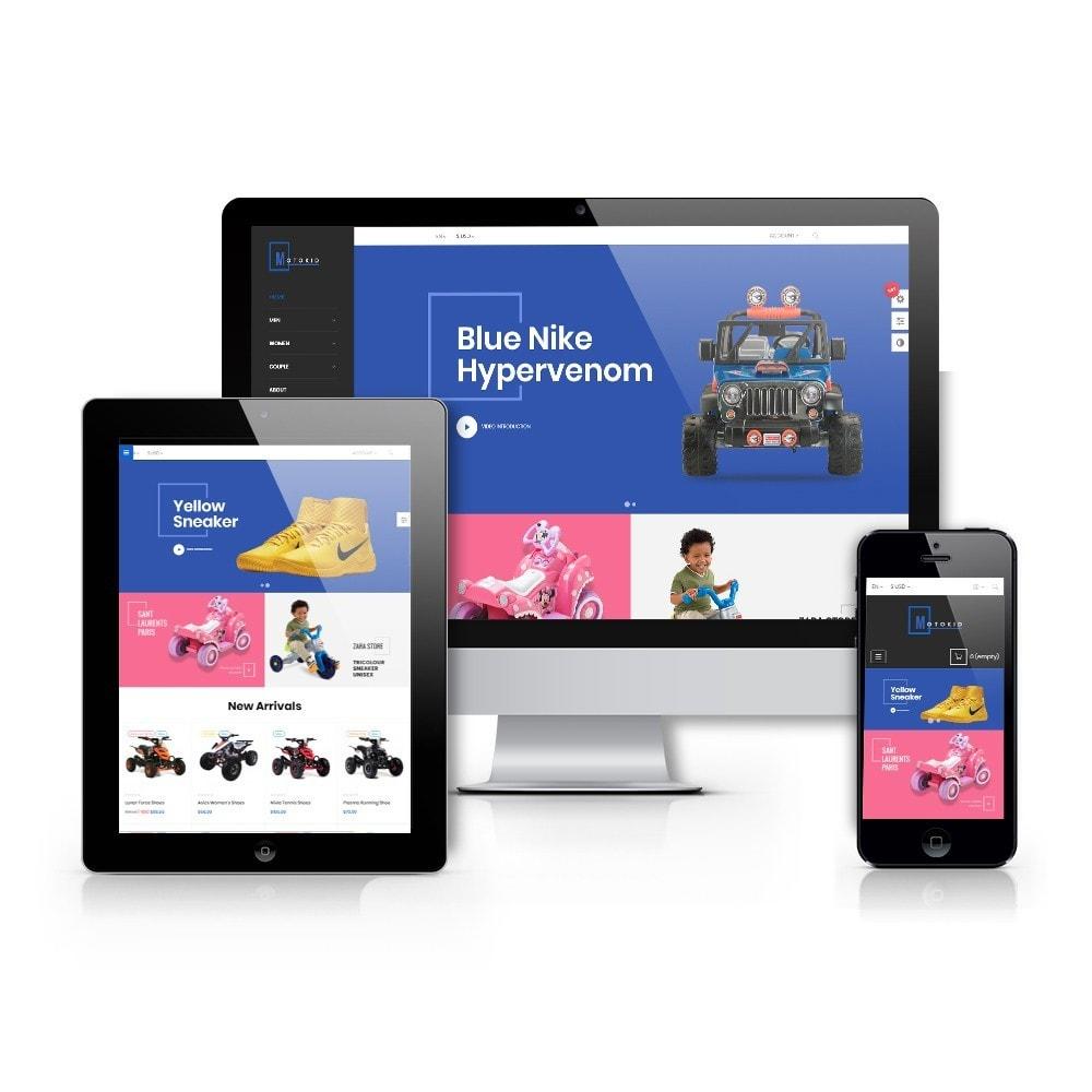 theme - Дети и Игрушки - Leo Moto Kid  Store - 1