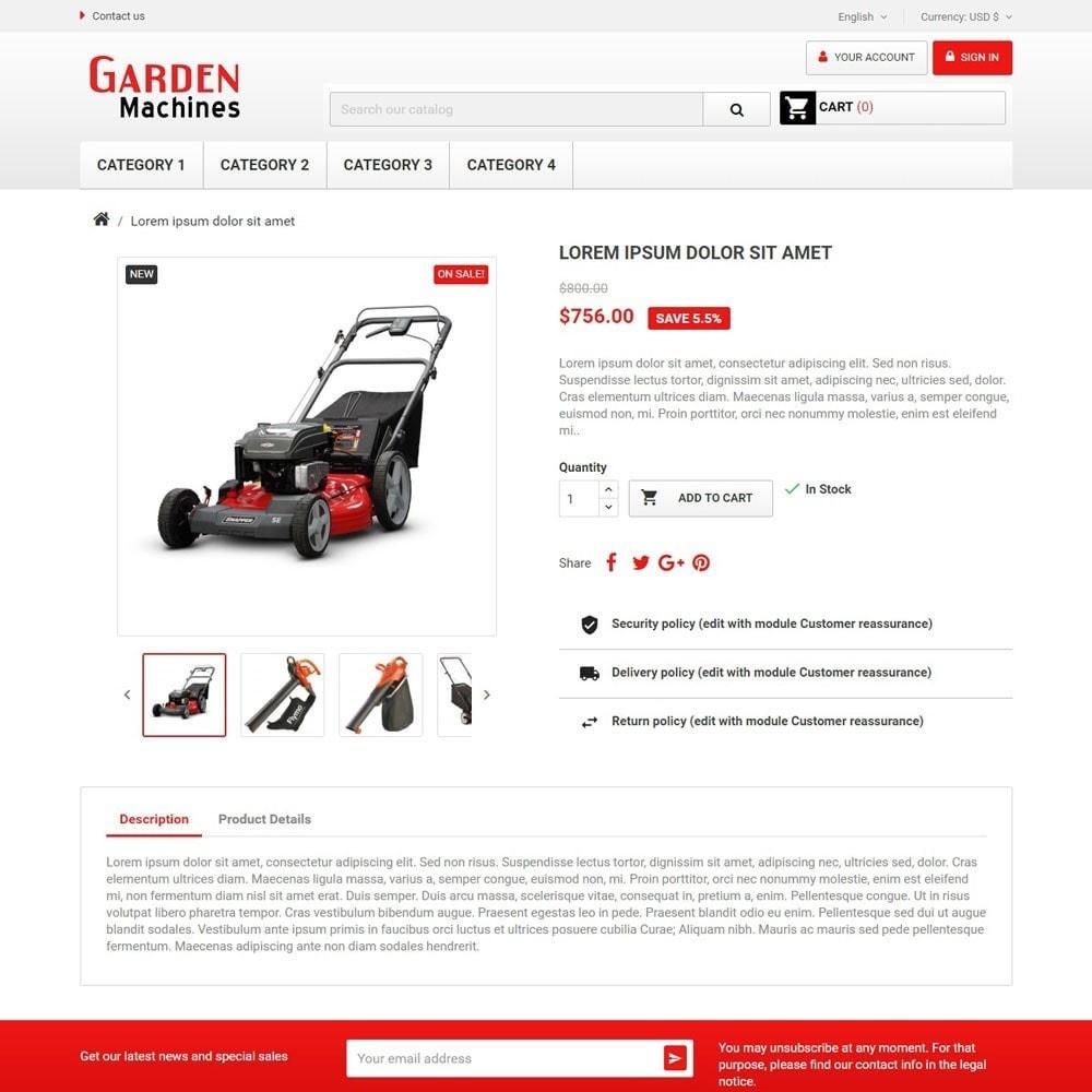 theme - Casa & Giardino - GardenMachines - 3