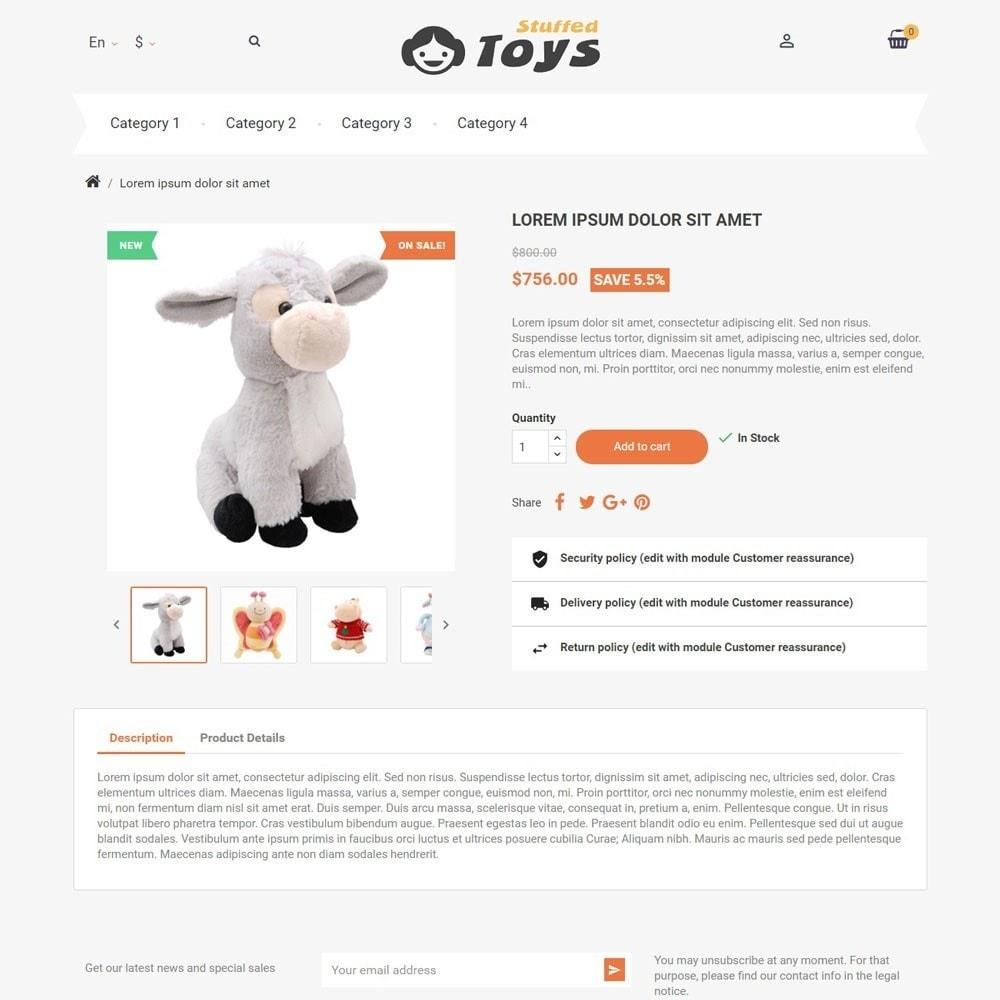 theme - Crianças & Brinquedos - StuffedToys - 3