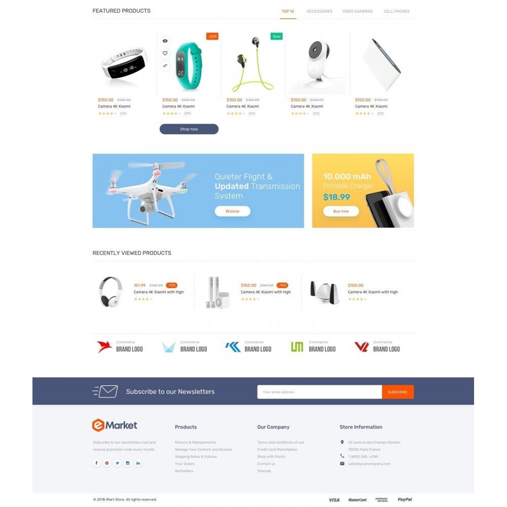 theme - Электроника и компьютеры - eMarket Electronic Store - 4
