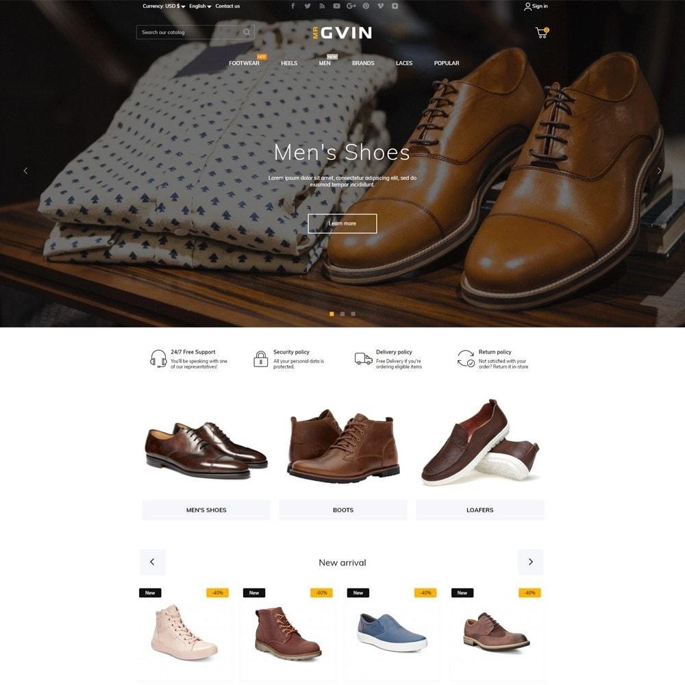 theme - Moda & Obuwie - Mr Gvin Shop - 2