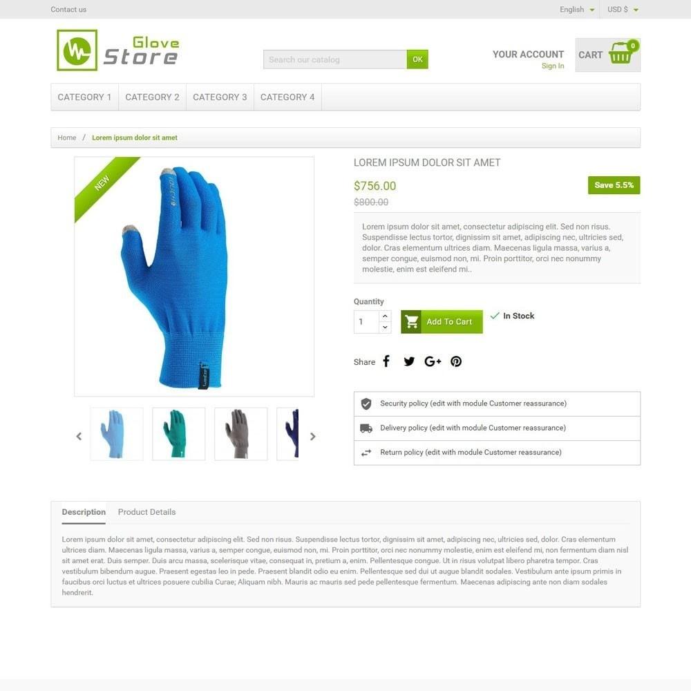 theme - Sports, Activities & Travel - GloveStore - 3