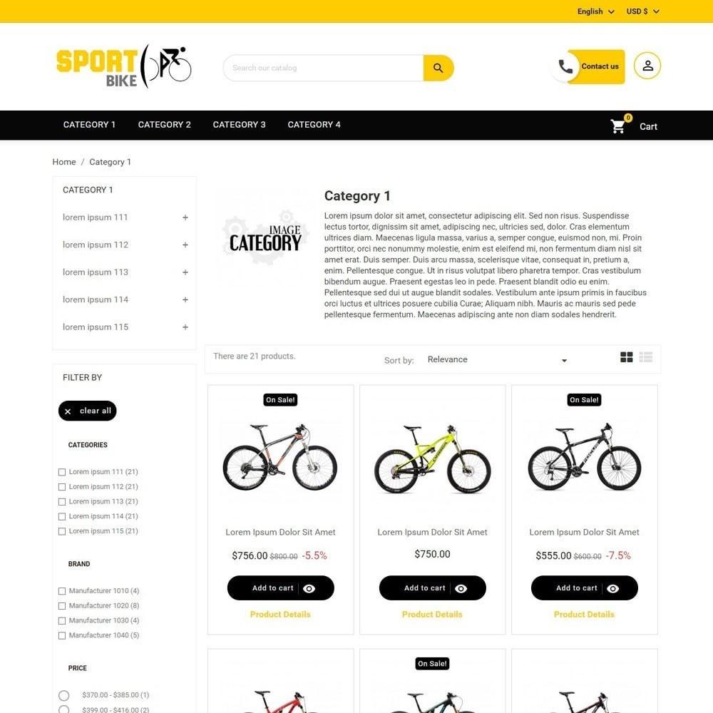 theme - Sport, Attività & Viaggi - SportBike - 2