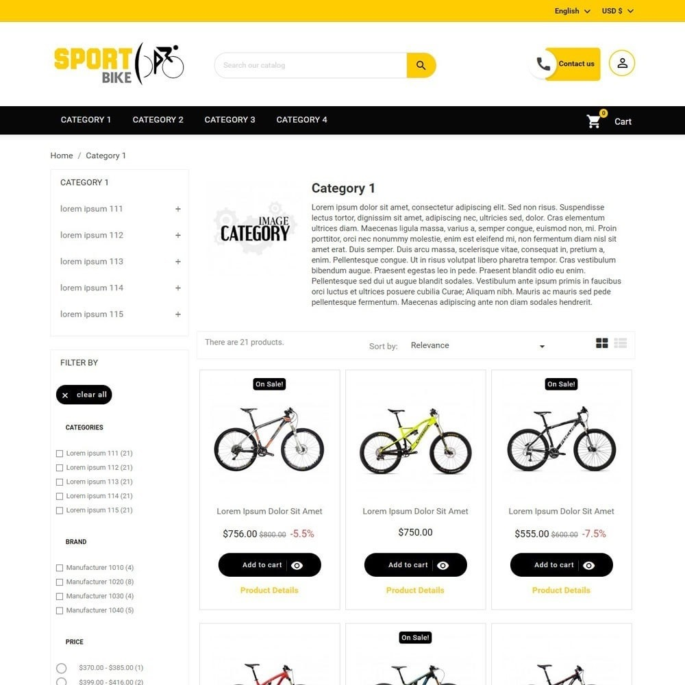 theme - Sport, Loisirs & Voyage - SportBike - 2