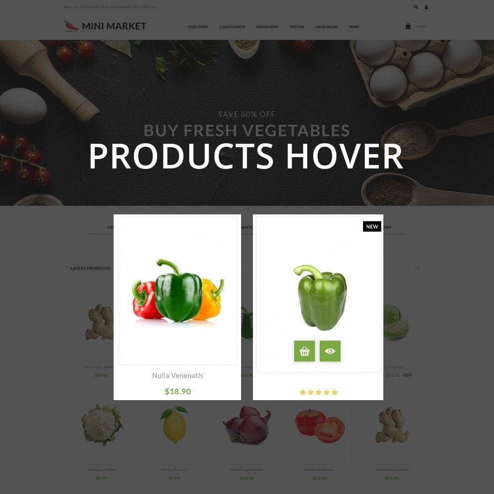 theme - Продовольствие и рестораны - Minimarket - The Grocery Store - 12