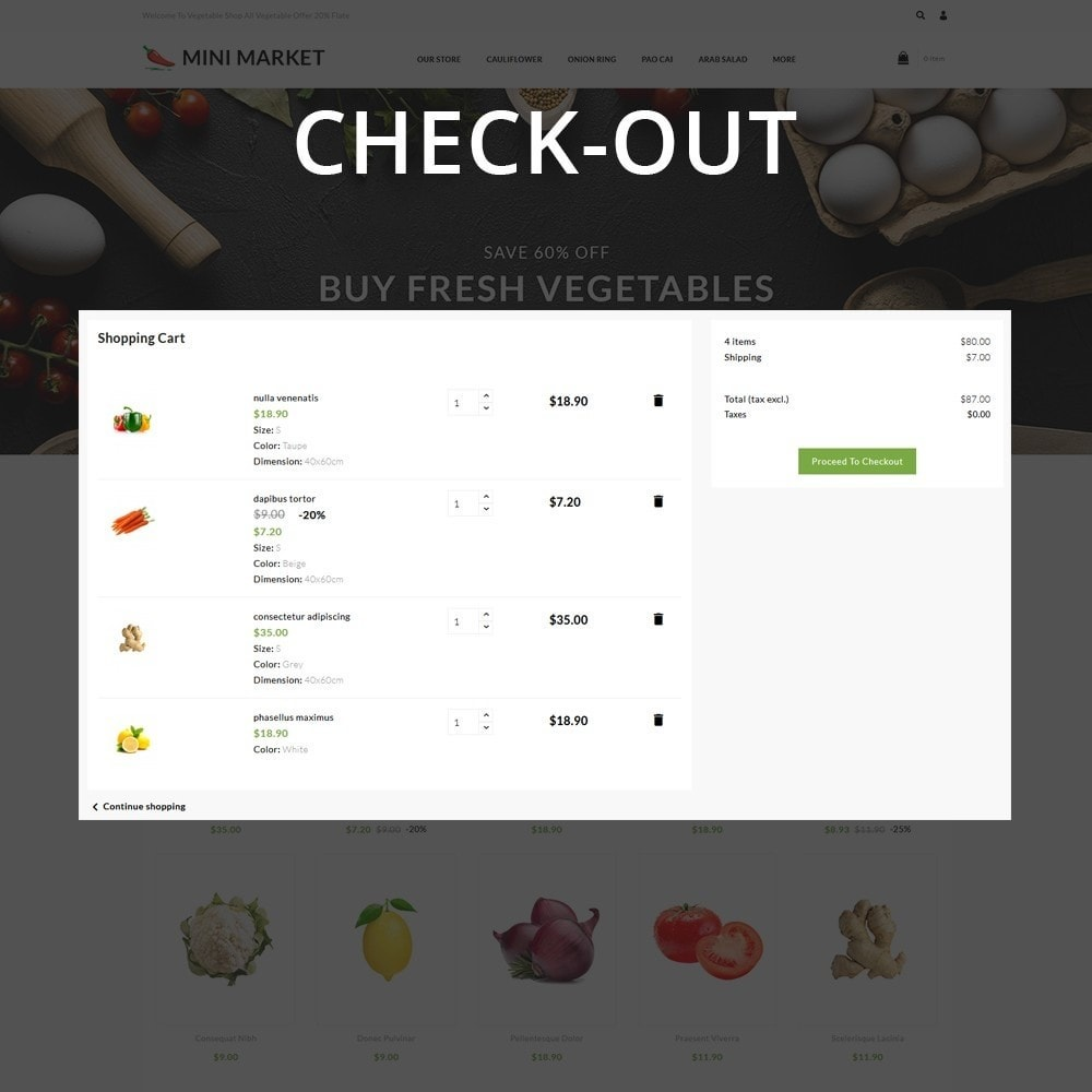 theme - Food & Restaurant - Minimarket - The Grocery Store - 13