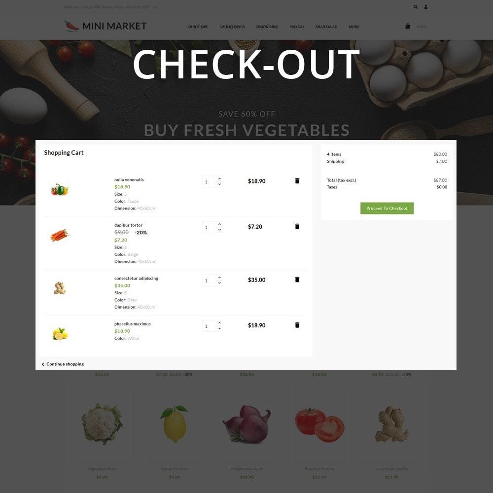 theme - Продовольствие и рестораны - Minimarket - The Grocery Store - 13