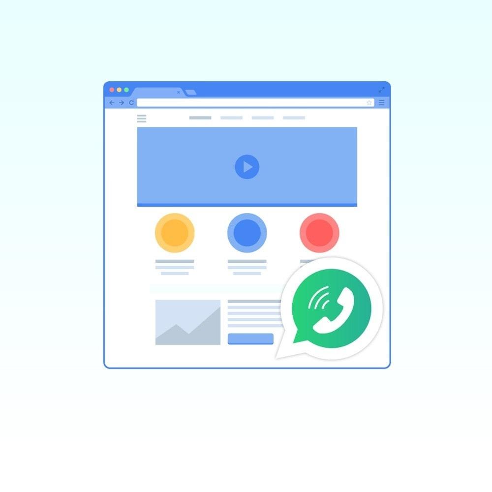 module - Support & Chat Online - Appelez-moi - Module de rappel - 1