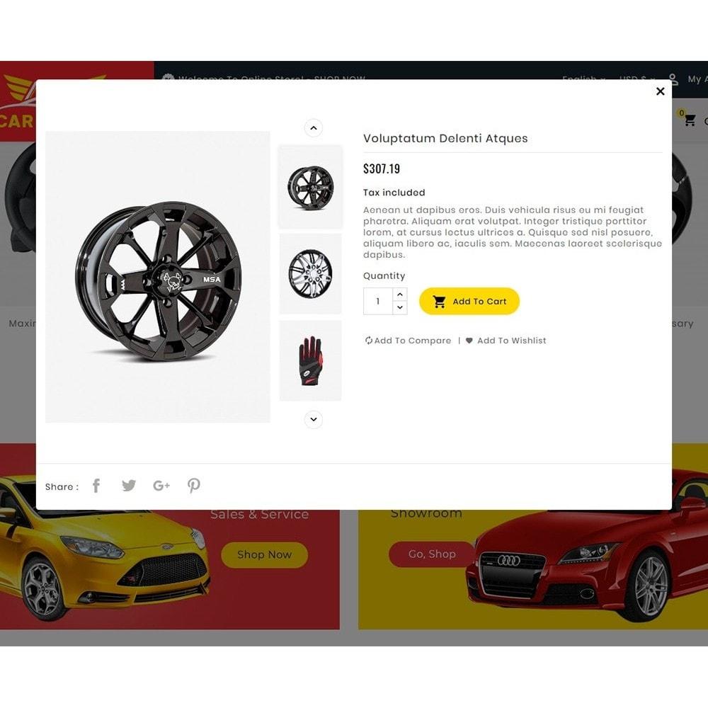 theme - Automotive & Cars - Auto Parts & Dealer - 7