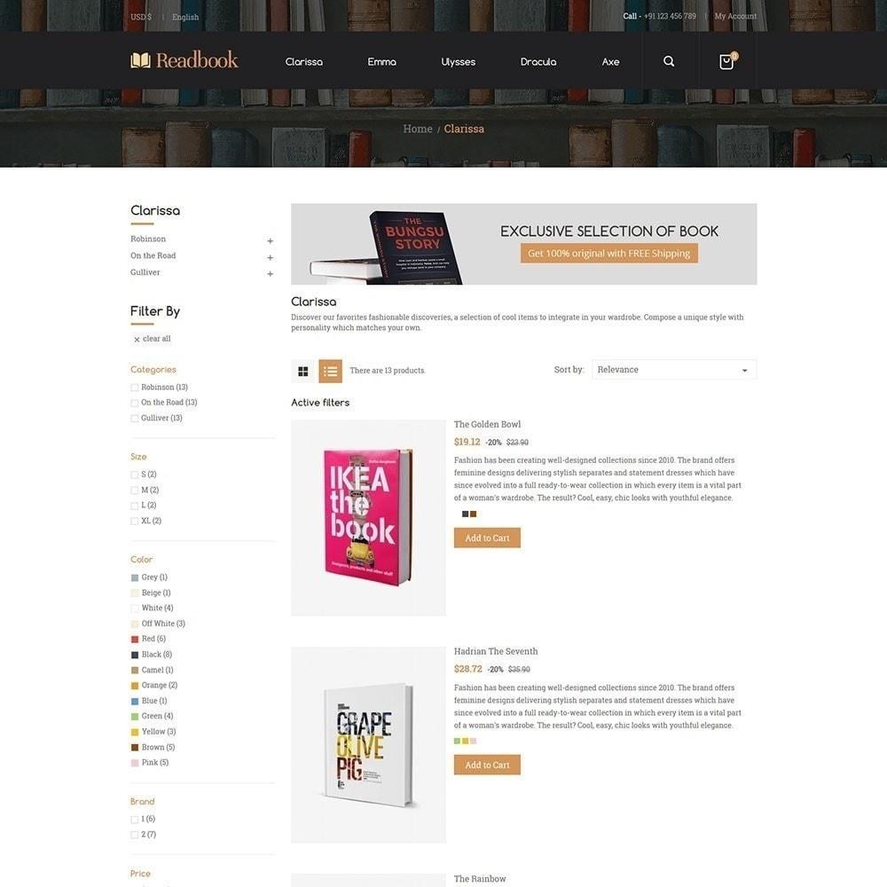 theme - Arte & Cultura - Readbook - Book Store - 4