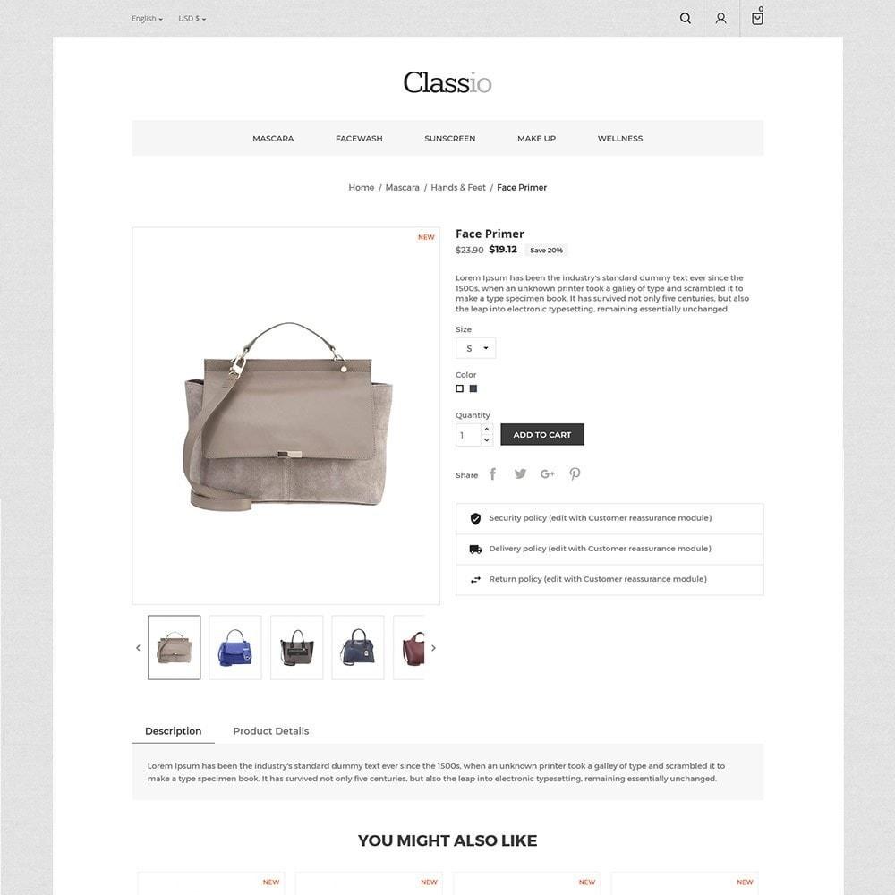 theme - Fashion & Shoes - Classio Bag - Fashion Store - 5