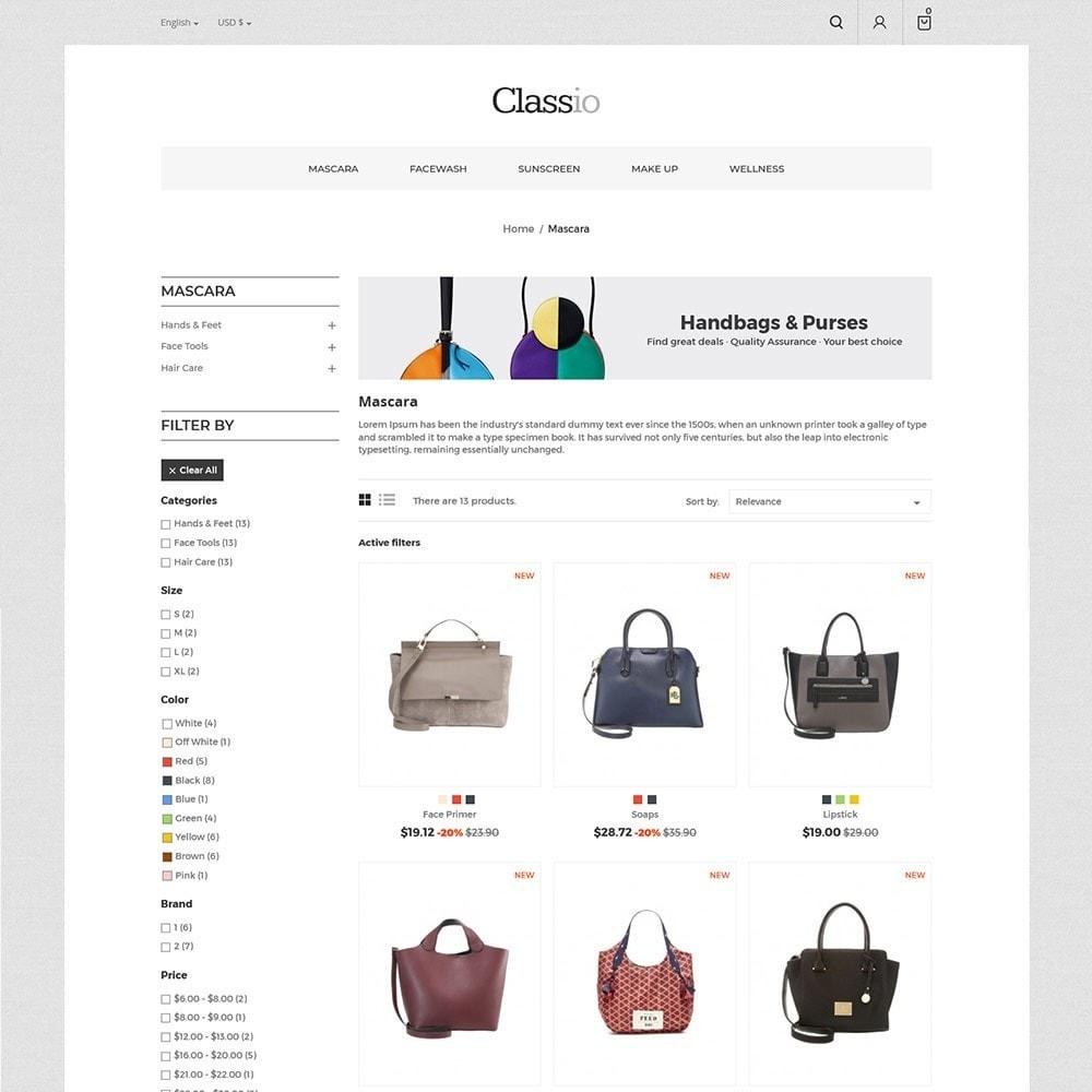 theme - Moda & Obuwie - Torba klasowa - Fashion Store - 3