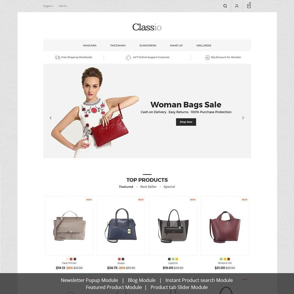 theme - Moda & Calçados - Classio Bag - Loja de Moda - 2