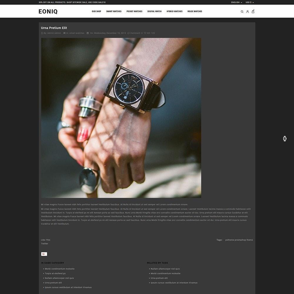 theme - Electronics & Computers - Eoniq - The Watch Store - 7