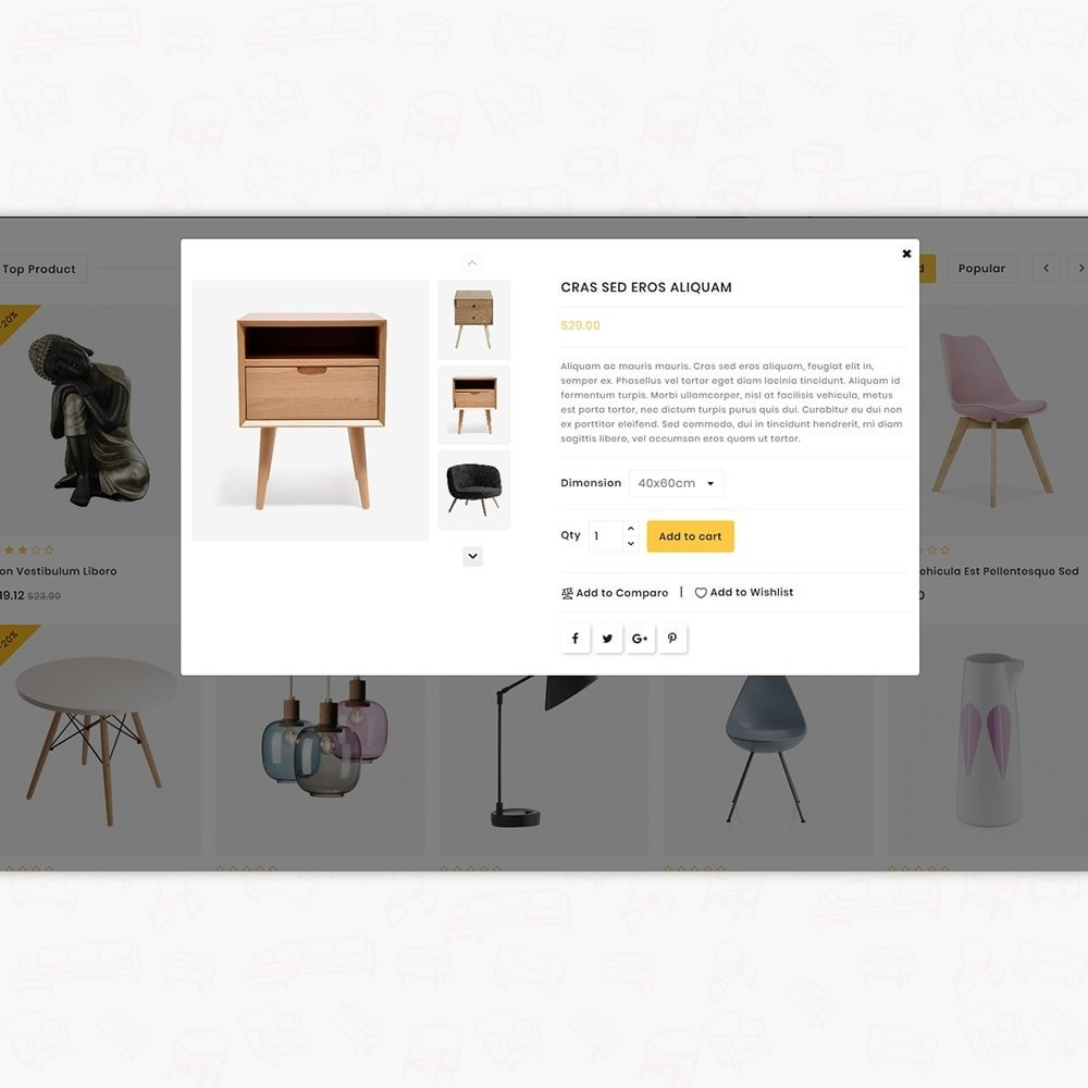 theme - Home & Garden - Woodora The Best Furniture Store - 7