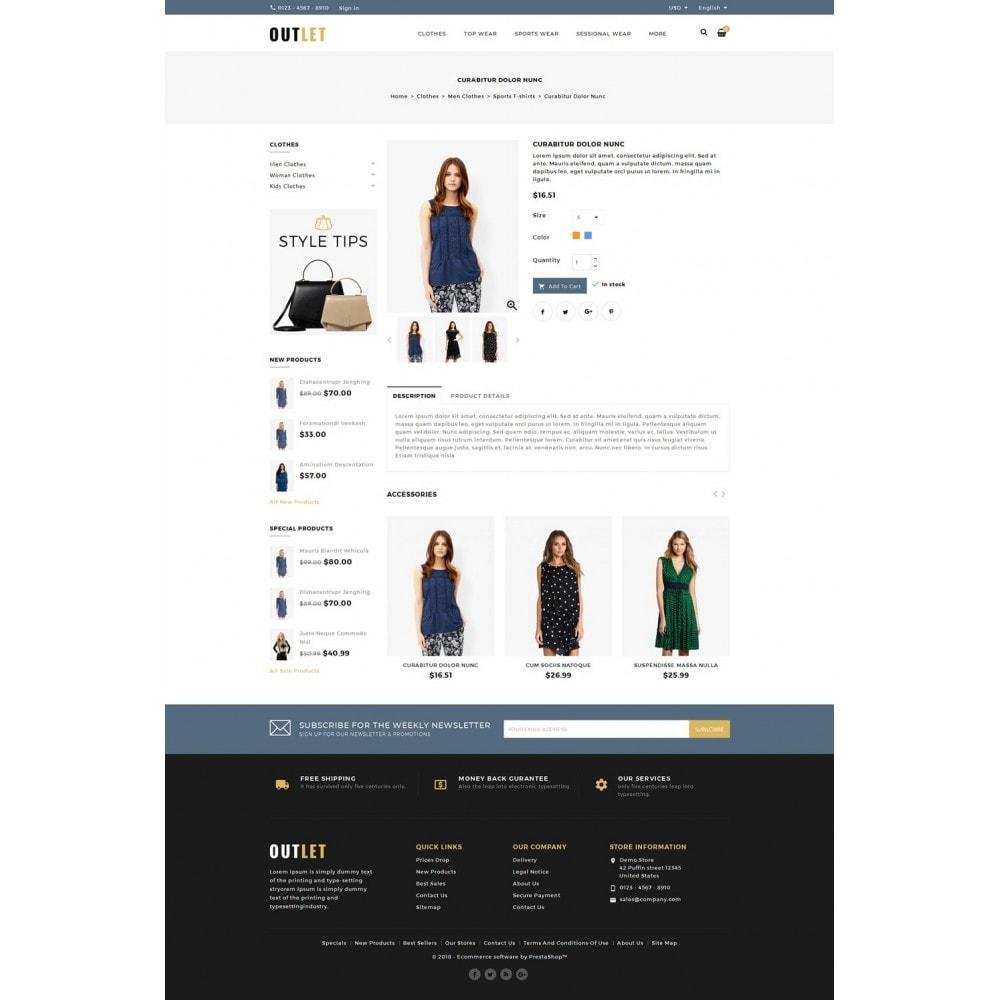 Outlet Themenmode & Accessoires günstig kaufen