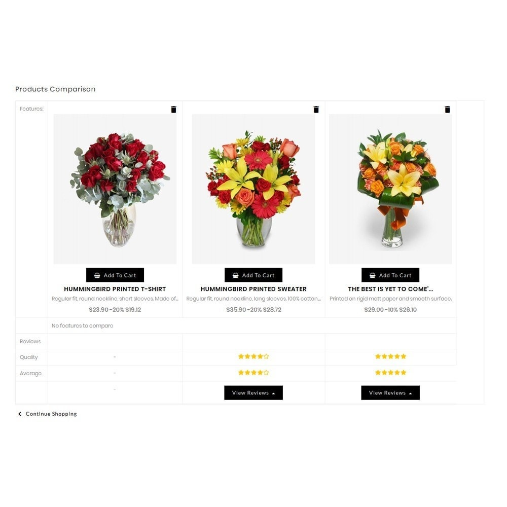 theme - Gifts, Flowers & Celebrations - Affinity Flower Store - 9