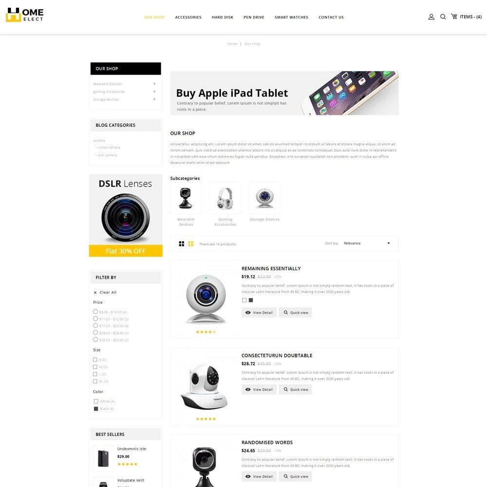 theme - Electronics & Computers - Homeelect - The Electronic Store - 5