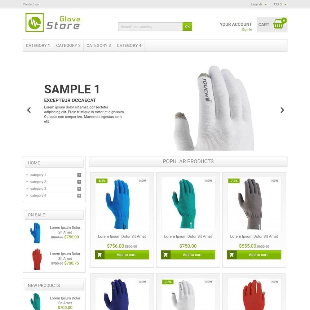 theme - Sports, Activities & Travel - GloveStore - 1