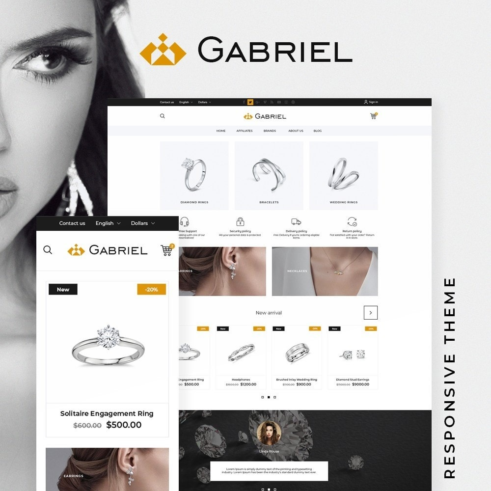 theme - Schmuck & Accesoires - Gabriel - 1