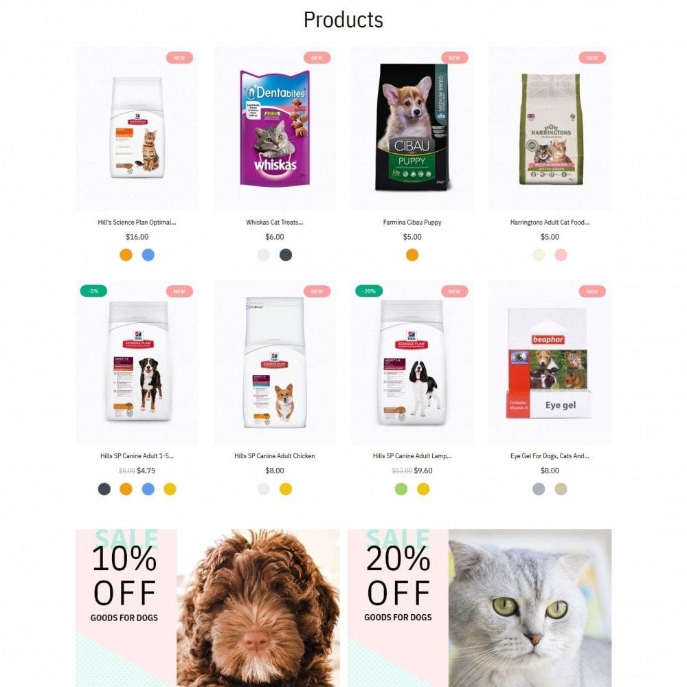theme - Animais - Shop for pets - 3