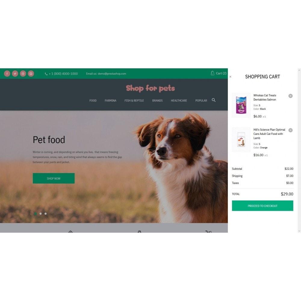 theme - Animais - Shop for pets - 7