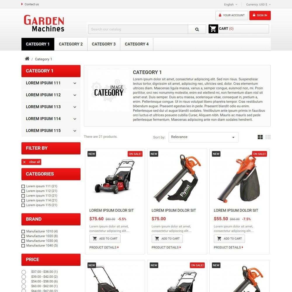 theme - Casa & Giardino - GardenMachines - 2