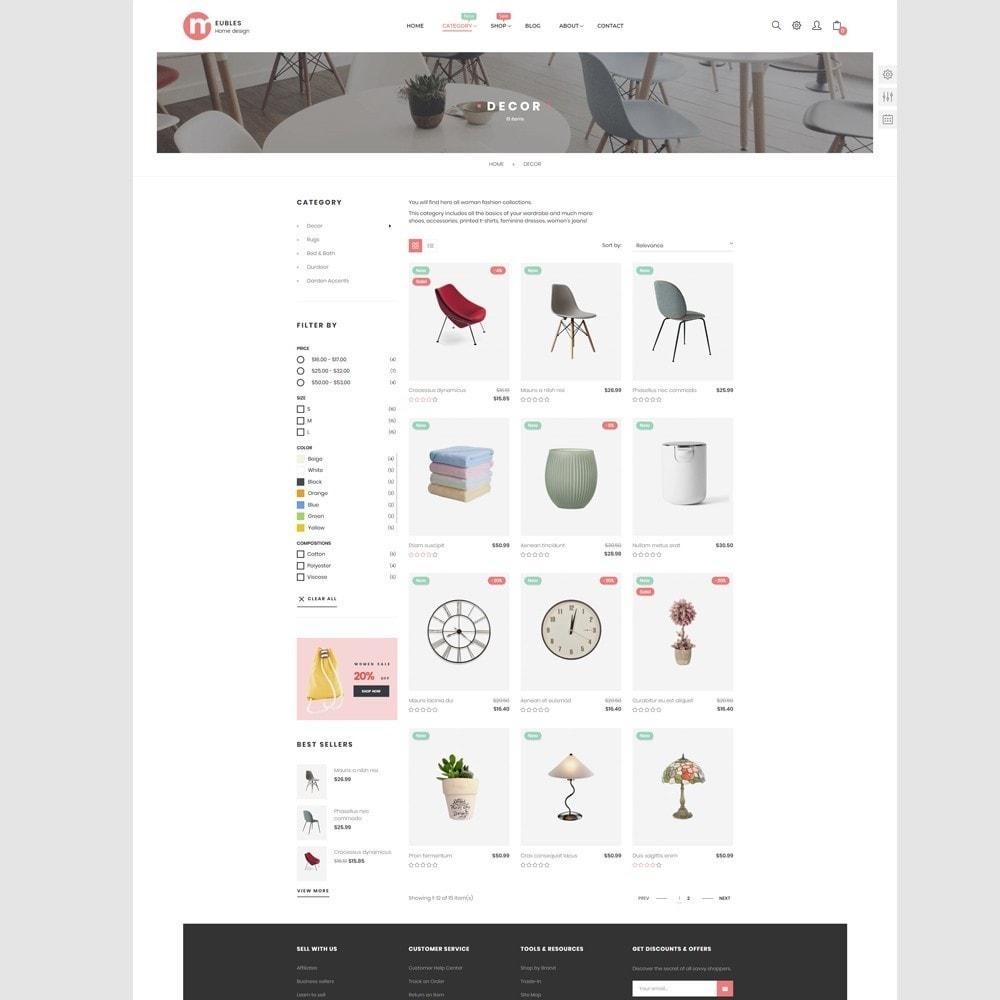 theme - Home & Garden - Meubles - Decor & Funiture Store - 7