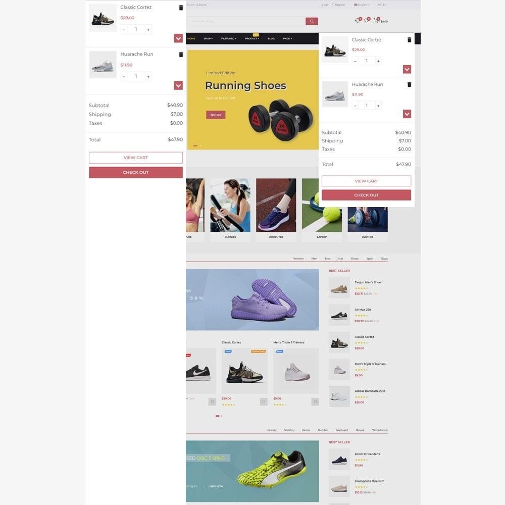 theme - Moda & Calçados - Bos Nike - 10